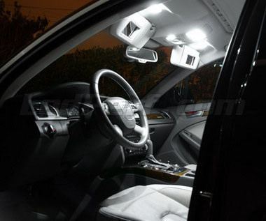 pack full led interior for audi a5 8t plus