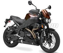 Buell XB-12 Scg Lightning 2010 - Fiche moto - Motoplanete
