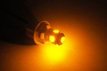 Yellow/Orange LED W5W - T10