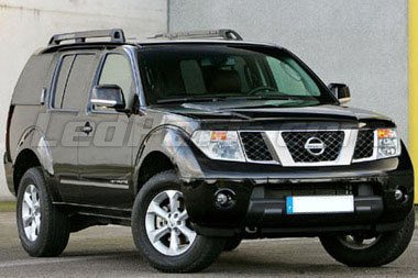 Led Nissan Pathfinder R51 2005 2010