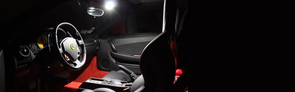 Packs FULL LED Interior