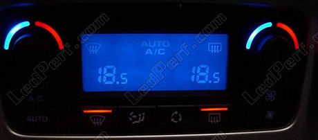led meter dash kit peugeot 207 blue red white green. Black Bedroom Furniture Sets. Home Design Ideas