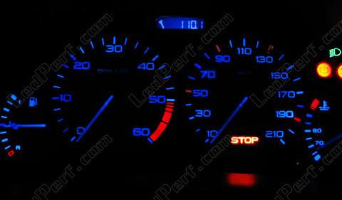 Led Meter Dash Kit Peugeot 206 Non Mux Blue Red White Green