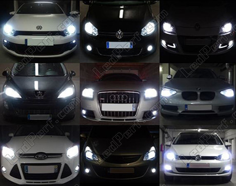 pack headlights xenon effect bulbs for audi a3 8v. Black Bedroom Furniture Sets. Home Design Ideas