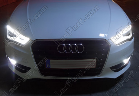 Audi a3 lights