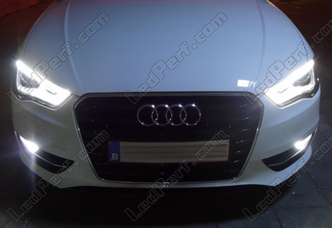 Pack Led Fog Lights For Audi A3 8v