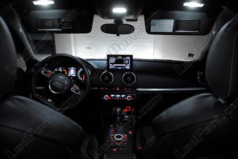 Pack Full LED interior for Audi A3 8V