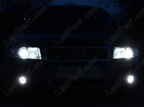 projector audi halo clear headlights part