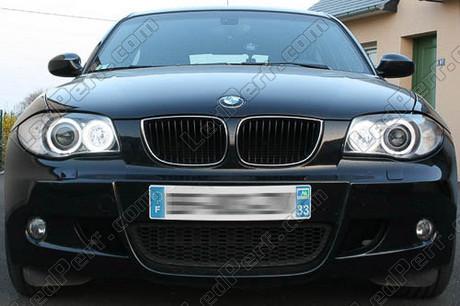 Pack Led Angel Eyes Rings H8 V3 Mtec For Bmw E70 E71 E87 E82 E92 E93 E90 E91
