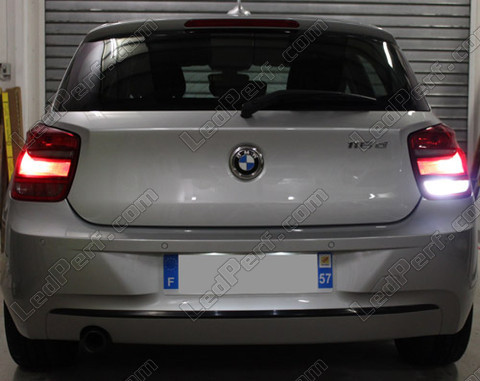 pack led backup lights for bmw 1 series f20 f21. Black Bedroom Furniture Sets. Home Design Ideas