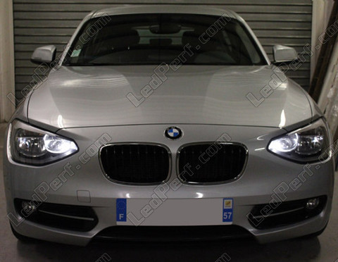 pack led sidelights for bmw 1 series f20 f21 side lights. Black Bedroom Furniture Sets. Home Design Ideas