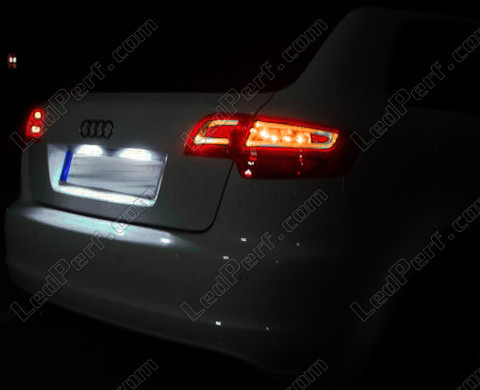 pack led license plate for audi a3 8p standard. Black Bedroom Furniture Sets. Home Design Ideas