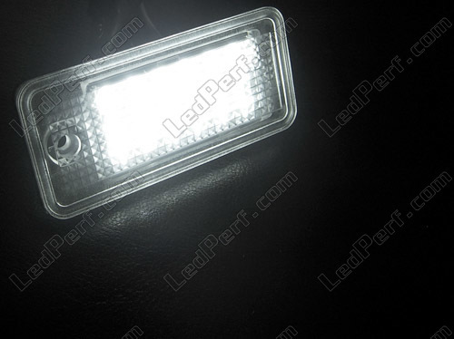 pack led license plate for audi a3 8p facelift. Black Bedroom Furniture Sets. Home Design Ideas