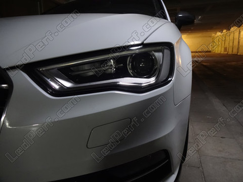 pack front leds turn signal for audi a3 8v. Black Bedroom Furniture Sets. Home Design Ideas