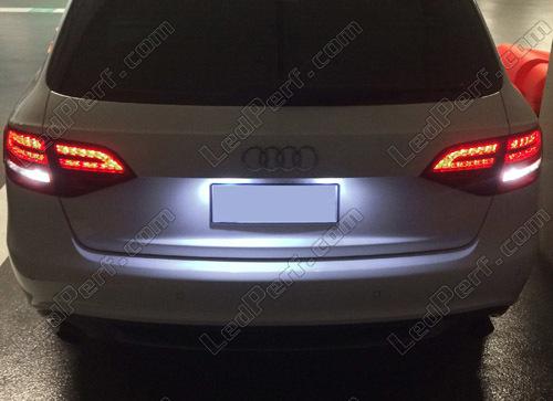 Pack Led Backup Lights For Audi A4 B8