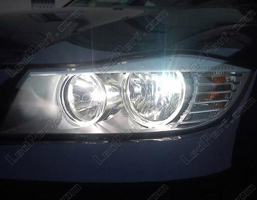 Pack Xenon Effects Headlight Bulbs For Bmw Serie 3 E90 E91