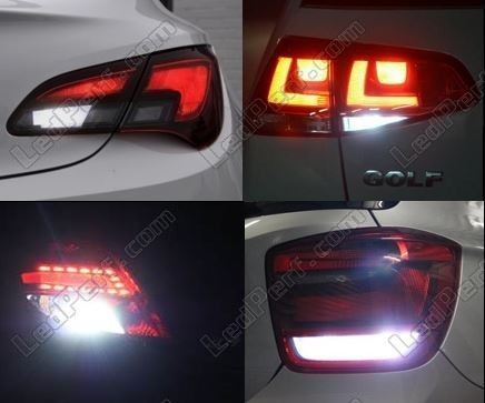 reversing lights LED for Citroen C5 I Tuning