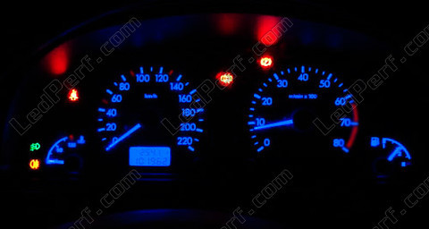 blue Meter LED for Citroen Xsara