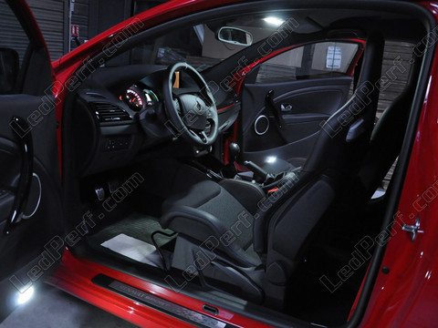 Doors Lighting Fiat 500X
