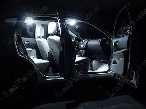LED Footwell Fiat 500X