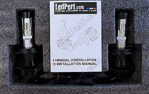 Led LED Bulbs Fiat 500X Tuning