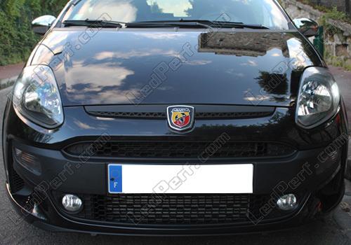 Pack LED daytime running lights for Fiat Grande Punto