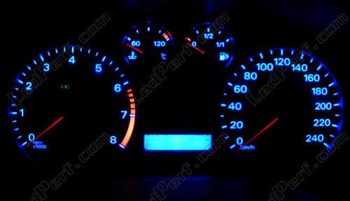 Led Kit For Meter Dashboard Ford Focus Mk2 Blue Red White Green