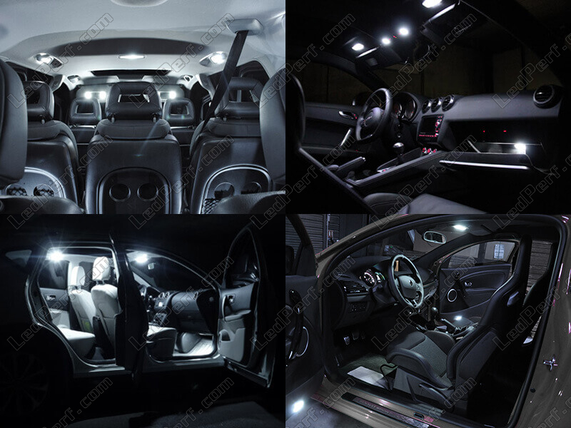Jeep Renegade Interior >> Pack Interior Full Led Pure White For Jeep Renegade