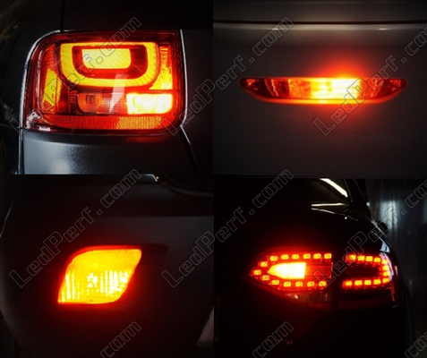 Led Rear Fog Kia Sorento 3 Tuning