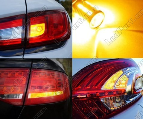 Rear indicators LED for Lancia Musa Tuning