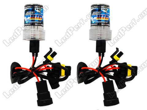 Led Xenon HID Bulbs Mercedes Classe A (W169) Tuning