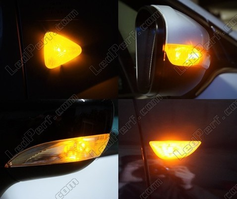 Led Side Repeaters Opel Zafira A Tuning