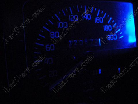 blue Meter LED for Renault Clio 1