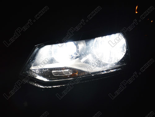 Super White Xenon HID Upgrade Parking Beam Side Light Headlight Bulbs