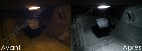 Led Footwell Volvo S60 D5