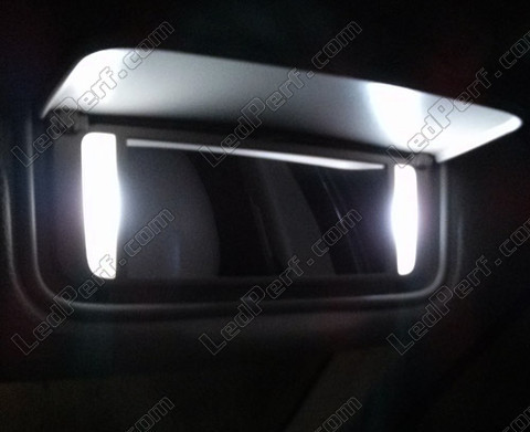 Led Vanity mirrors - Sunshade Volvo S60 D5