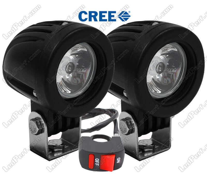 Additional Led Headlights For Bmw Motorrad K 1300 S