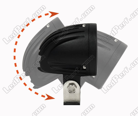 Additionnal LED Headlight Buell XB 12 X