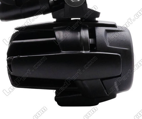 Side view headlight LED, adjustment of the Attachment brackets