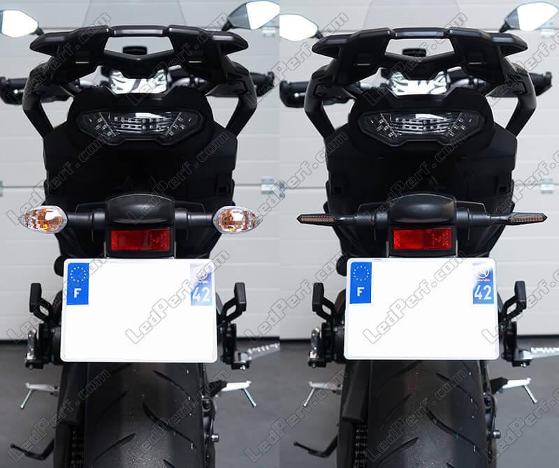 Sequential Dynamic Led Indicators For Kawasaki Ninja Zx