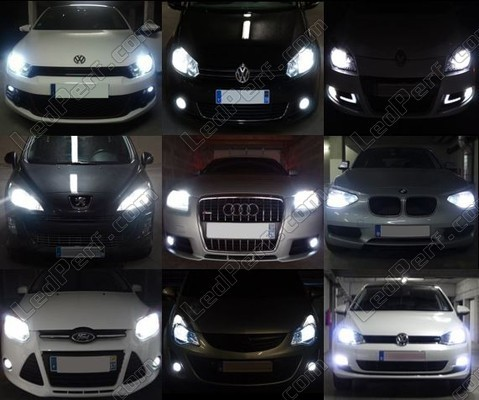 Led Headlights Citroen Berlingo Tuning