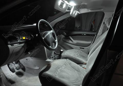 Full LED interior package for Citroen C5 I