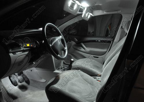 full led interior package for citroen c5 i Citroen DS 3D Logo led interior citroen c5 i