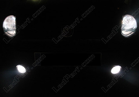 pack headlights xenon effect bulbs for fiat grande punto punto evo. Black Bedroom Furniture Sets. Home Design Ideas