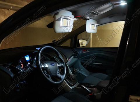 Pack Full LED interior for Ford C-MAX MK2