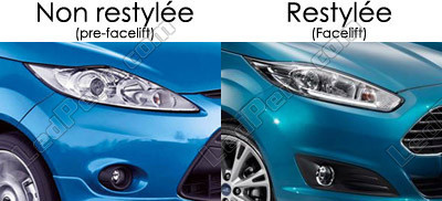 how to change the color of your headlights