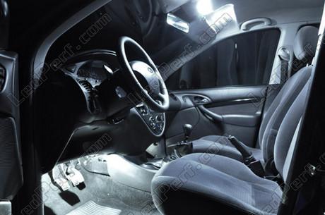Pack full led interior for ford focus mk1 for Interieur ford focus