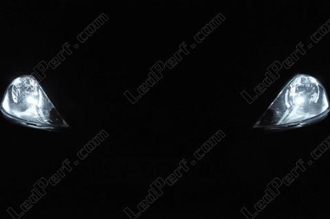 Led Xenon White Sidelights Ford Focus Mk