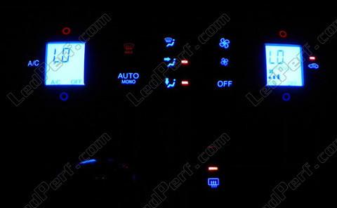 Led Kit For Meter Dashboard Ford Focus Mk2 Blue Red White