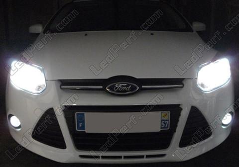 Led Xenon Effect Ford Focus Mk